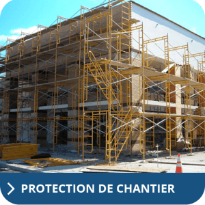 protection de chantier