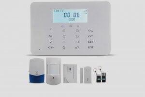 Centrales d'alarme avec alerte via ligne téléphonique ou GSM