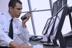 télésurveillance pour coordination de la sécurité