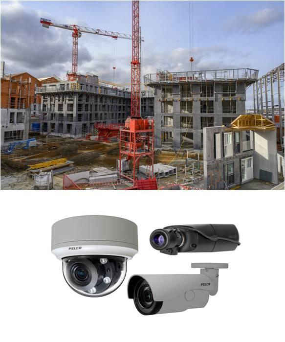 videosurveillance chantier