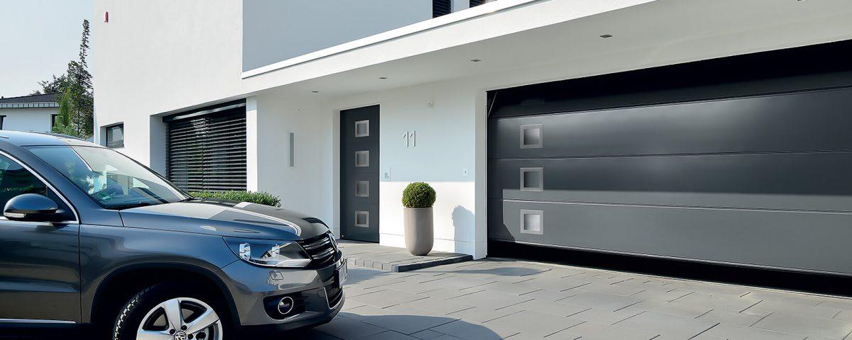 alarme porte de garage